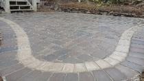 belgard cambridge cobble brick pavers potomac sierra